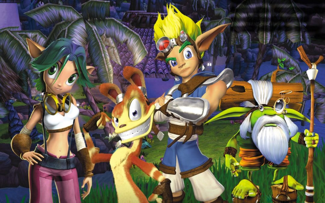 Jak and the Precursor Legacy